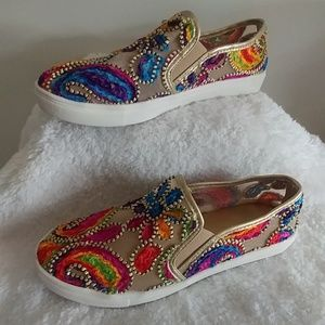 NWT Wanted Slip Ons